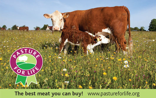 Pasture for Life – Certified 100% grass-fed meat, milk and dairy